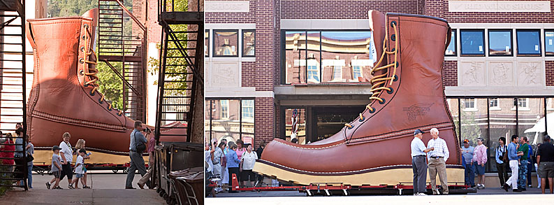 New Red Wing Shoe Store and Museum | Business, Local, Downtown Red ...