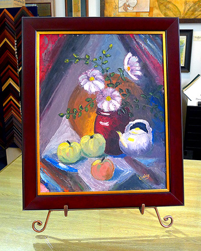 Oil Still Life | Red Wing Framing & Fine Art Printing